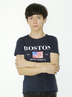 Áo thun BOSTON Xanh Đen AT312