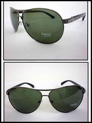 Mắt Kính Nam Polarized Đen MKF010