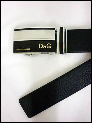 Thắt Lưng Nam Đen D&G TLF020