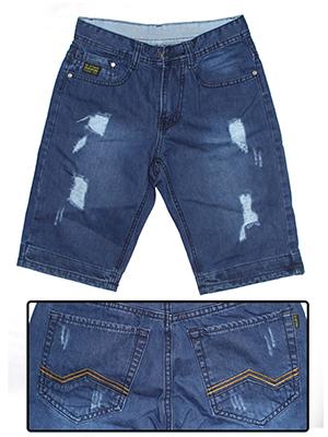 Quần Short Jeans Xanh Dương QJ1106