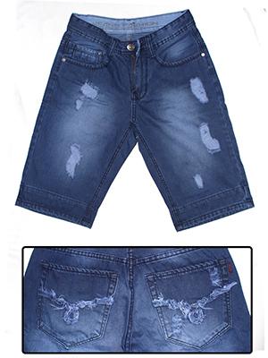 Quần Short Jeans Xanh Dương QJ1117