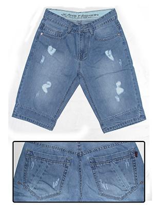 Quần Short Jeans Xanh Dương QJ1118