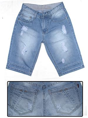 Quần Short Jeans Xanh Dương QJ1120