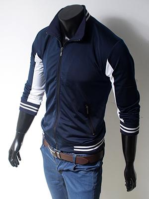 Áo Khoác xanh đen AK096