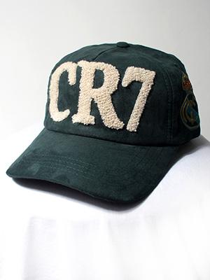 Nón CR7 Rêu NF075