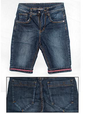 Quần Short Jeans Xanh Đen QS17