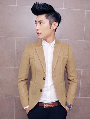 Áo vest cao cấp Vàng AV2L1024