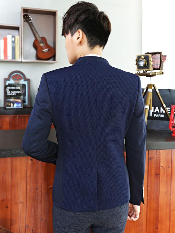 Áo vest cao cấp xanh đen av2l1069 - 2