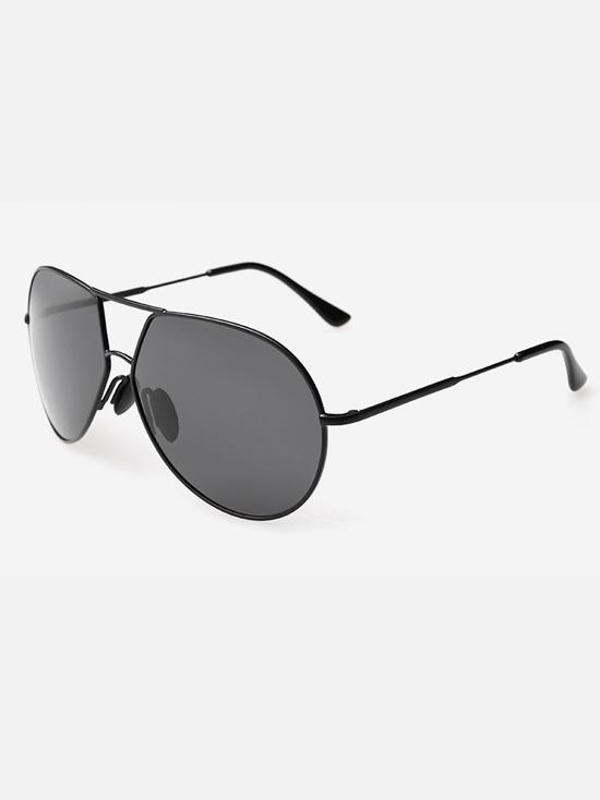 Mắt kính đen nam mk90 - 1