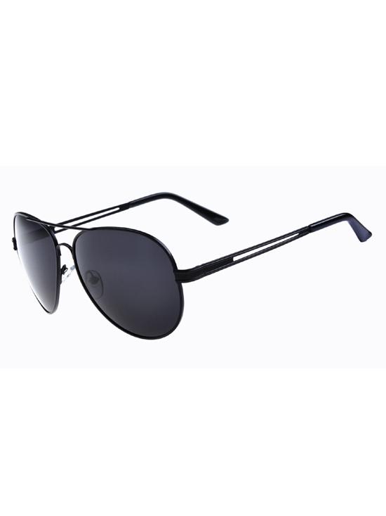 Mắt kính đen nam mk95 - 1
