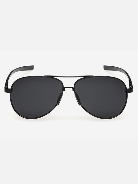 Mắt kính đen nam mk96 - 1