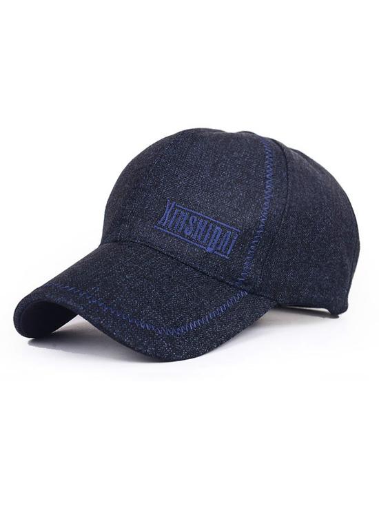 Nón xanh đen n135 - 1