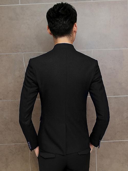 Áo vest cao cấp đen av2l1073 - 2