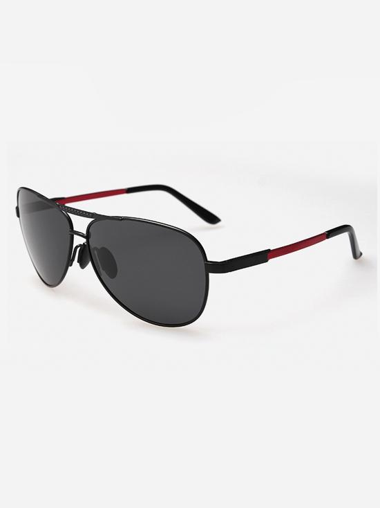 Mắt kính đen hồng nam mk100 - 1