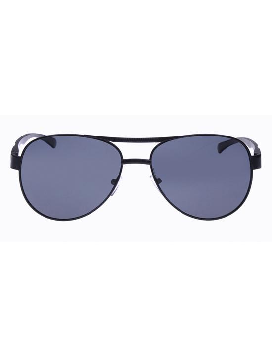 Mắt kính đen nam mk105 - 1