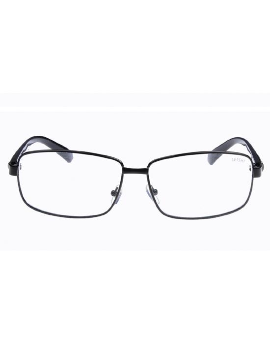 Mắt kính đen nam mk113 - 1