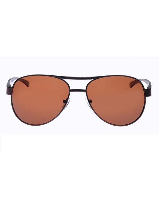 Mắt kính nâu nam mk105 - 1