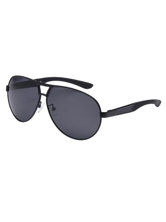 Mắt kính đen nam mk110 - 1