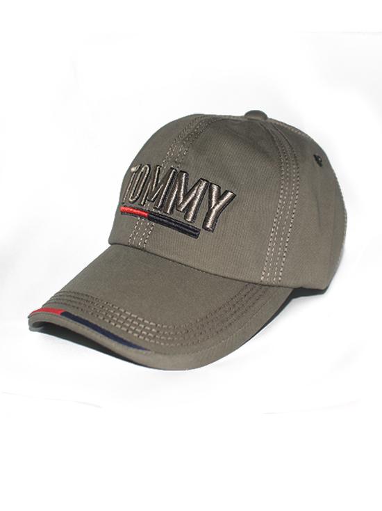 Nón Tommy Xám N151