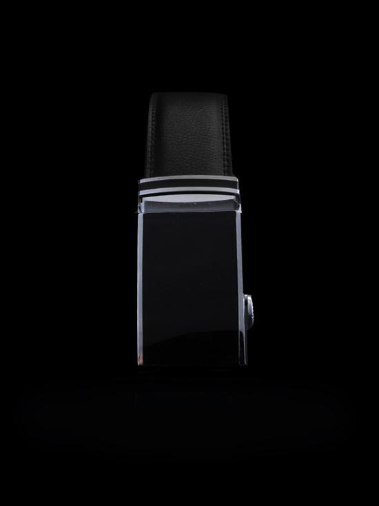 Thắt lưng nam đen tl124 - 1
