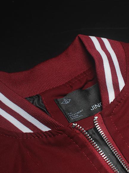 Áo khoác kaki đỏ đô ak139 - 2