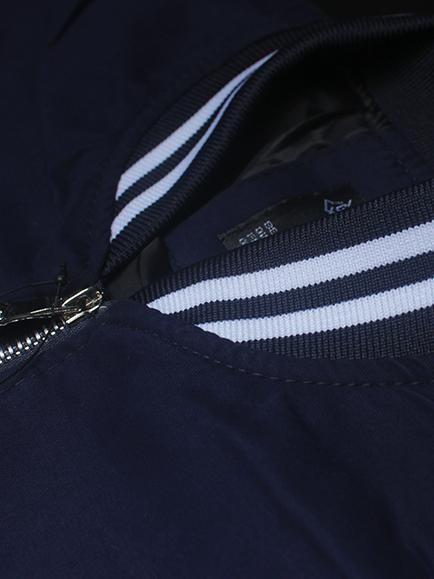 Áo khoác kaki xanh đen ak139 - 3