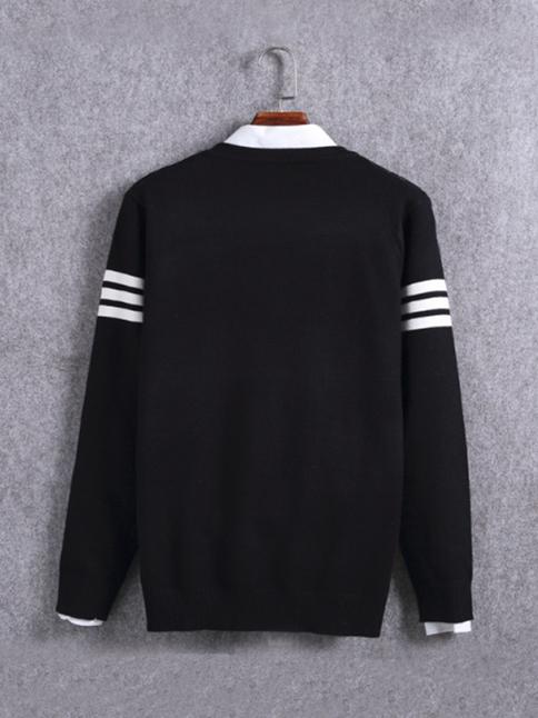 Áo len đen al67 - 2