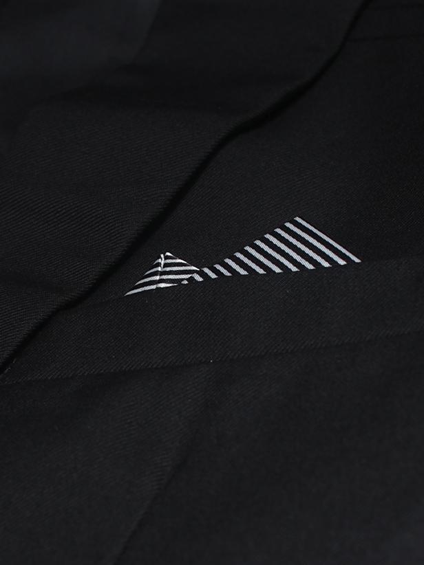 Áo vest cao cấp đen av2l1075 - 2