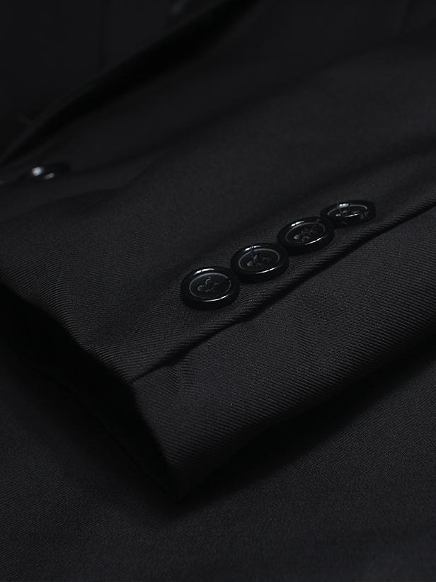Áo vest cao cấp đen av2l1075 - 3