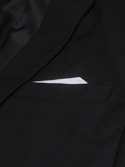 Áo vest cao cấp đen av2l1076 - 2