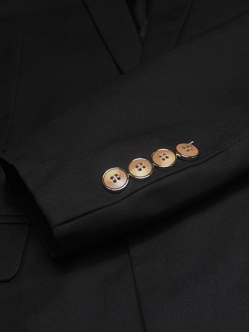 Áo vest cao cấp đen av2l1076 - 3