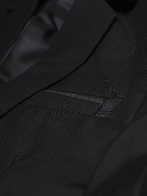 Áo vest cao cấp đen av2l1077 - 2