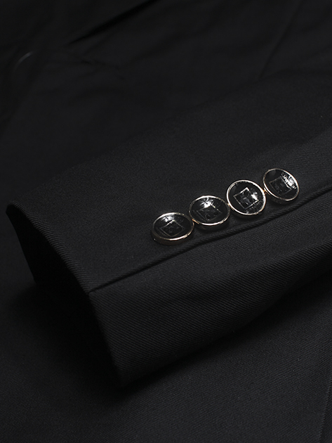 Áo vest cao cấp đen av2l1077 - 3