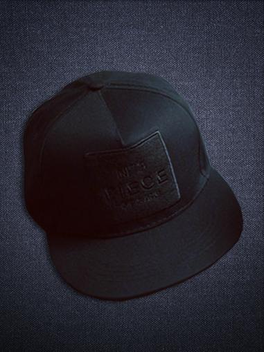 Nón snapback đen n168 - 1