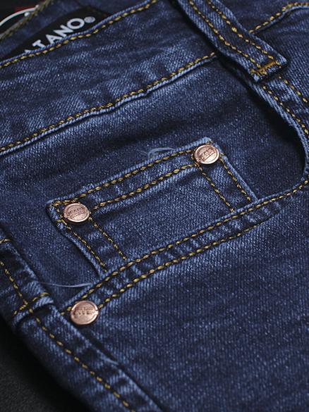 Quần jean xanh đen qj1246 - 2