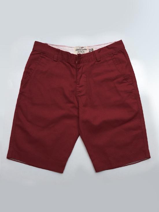 Quần short kaki đỏ đô qs53 - 1
