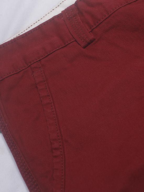 Quần short kaki đỏ đô qs53 - 2