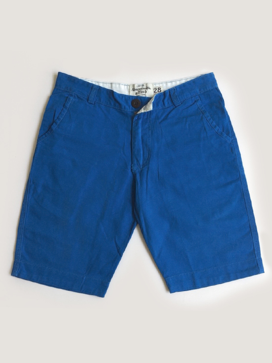 Quần short kaki xanh bích qs53 - 1