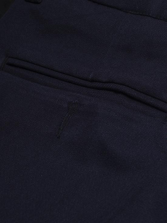 Quần tây xanh đen cao cấp co giãn qt33 - 3