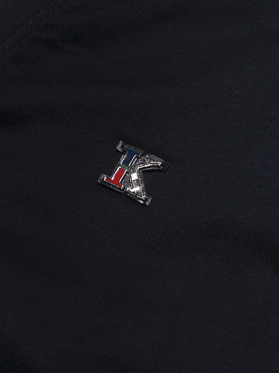 Áo khoác cardigan đen ac086 - 2