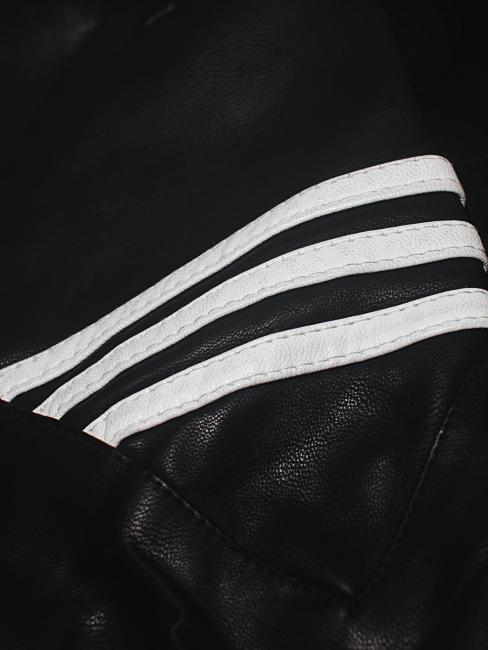 Áo khoác da đen ak148 - 2