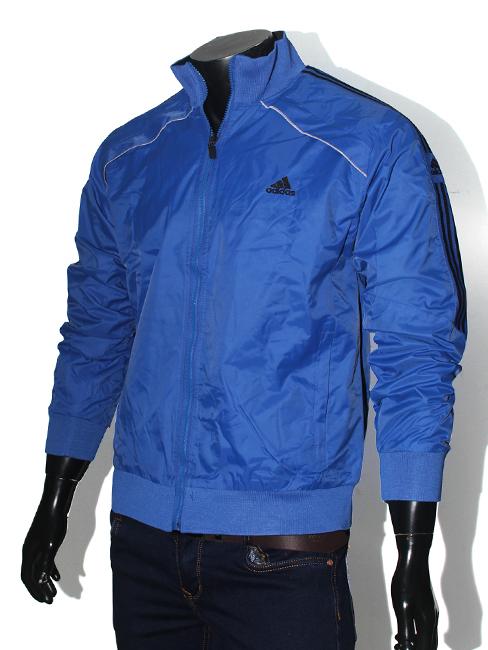 Áo khoác dù xanh bích ak154 - 1
