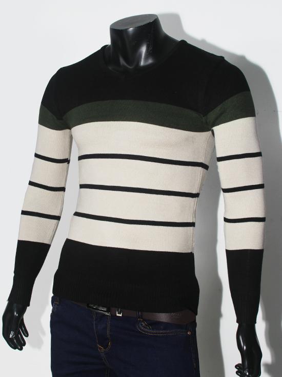 Áo len đen al73 - 1
