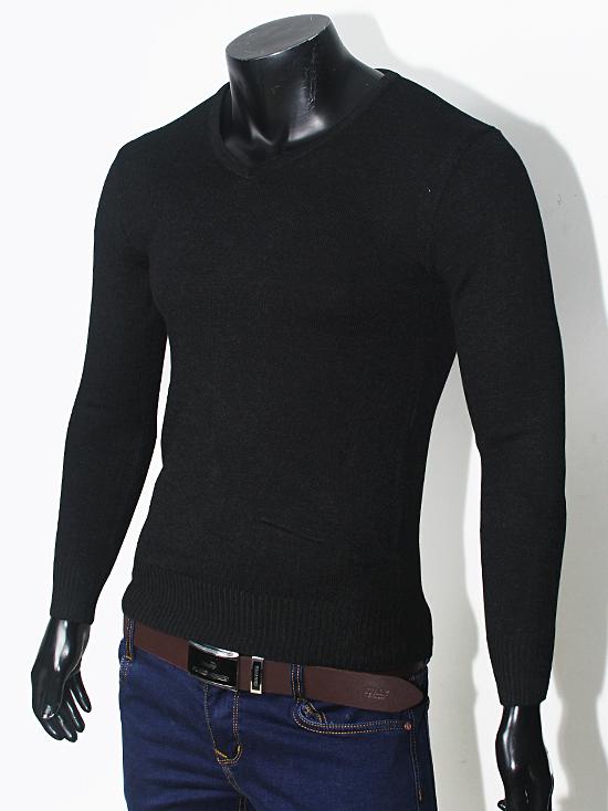 Áo len đen al80 - 1