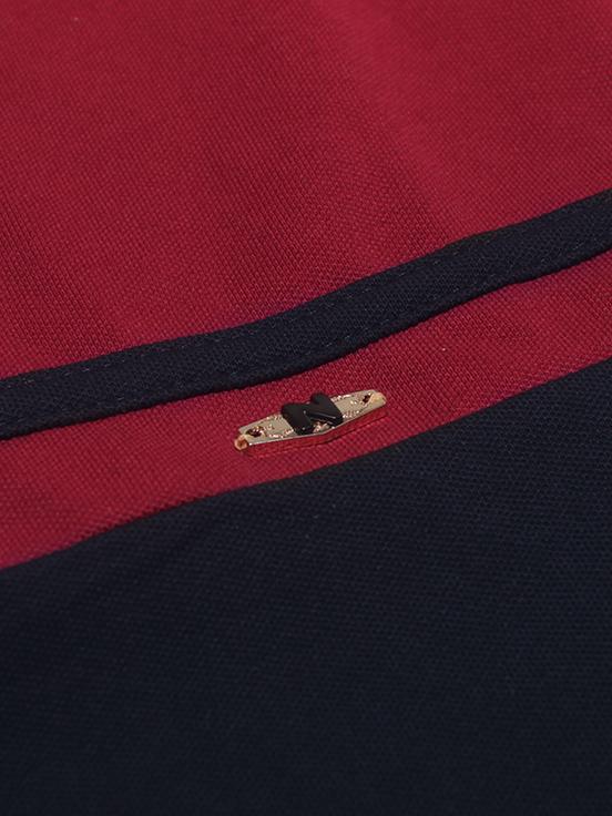 Áo Thun Cá Sấu Xanh Đen AT553