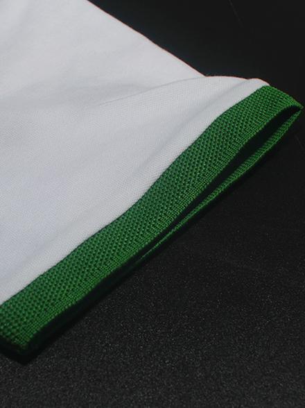 Áo thun cá sấu xanh lá cây at553 - 3