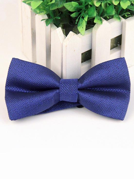 Nơ đeo cổ xanh bích nn77 - 1