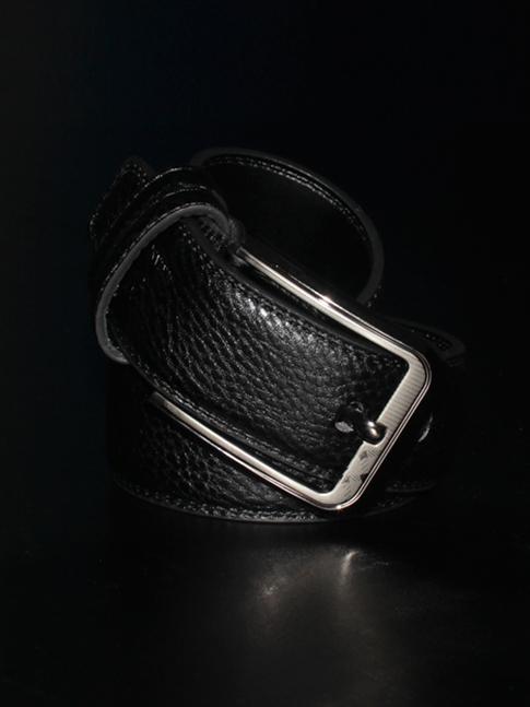 Thắt lưng nam đen tl144 - 1