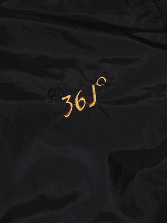 Áo Khoác Dù Đen AK155