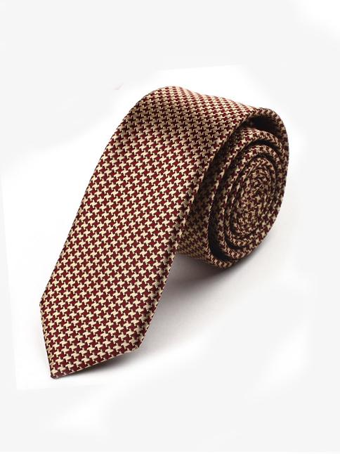 Cà vạt hàn quốc nâu cv38 - 1